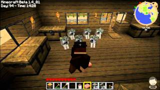 Minecraft - Die Hunde und das Steak