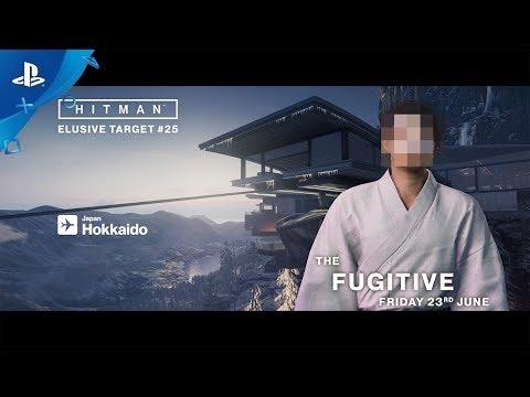 HITMAN - Elusive Targets - The Fugitive   PS4