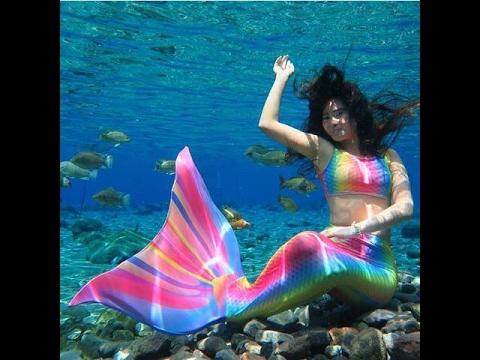 Cara membuat kostum Marmaid sederhana di rumah