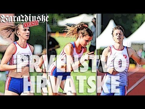 Prvenstvo Hrvatske u Varaždinu 1. dan