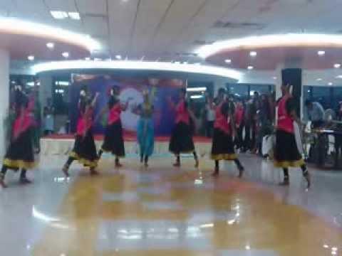 Cognizant Celebration Coimbatore 2013 dance winners - YouTube