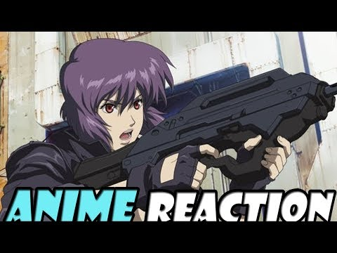 GHOST IN THE SHELL S A C  2ND GIG EPISODE 23