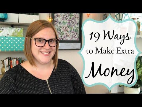 19-ways-to-make-extra-money