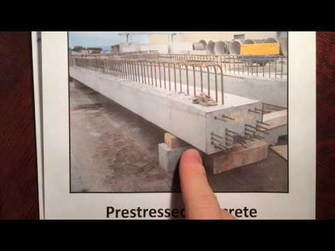 Bonus Video! - Prestressed Concrete