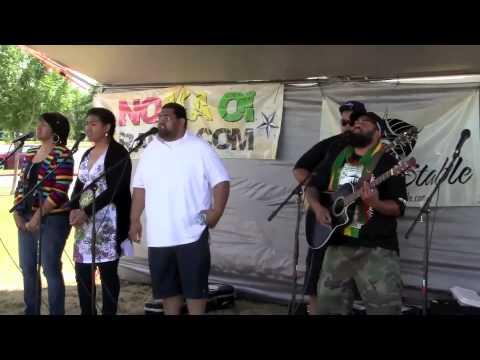 Ray Leger WithThe Beauties Of The South Pacific Via No Ka Oi Radio.com