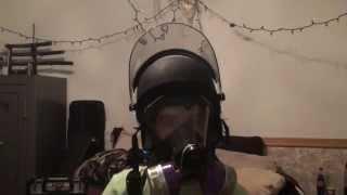 Swat Riot helmet