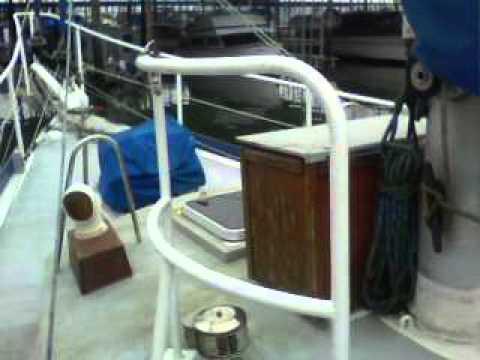 Corten 40 Cutter Ted Brewer Design - Boatshed.com - Boat Ref#151676