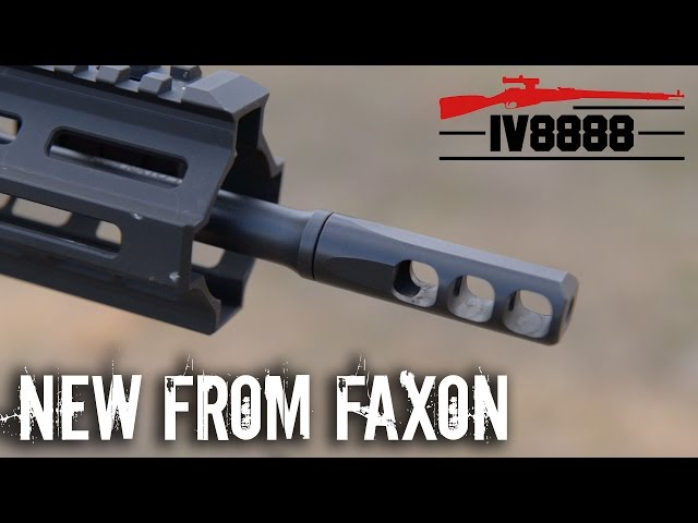 New for 2017: New Products from Faxon