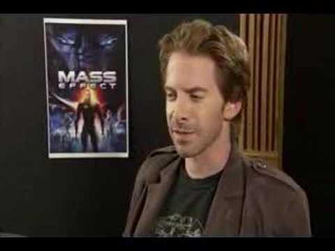 Mass Effect - Seth Green Interview