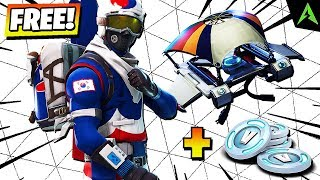 Cum Deblochezi *FREE* Alpine Ace (KOR) & 300 V-Bucks in Fortnite