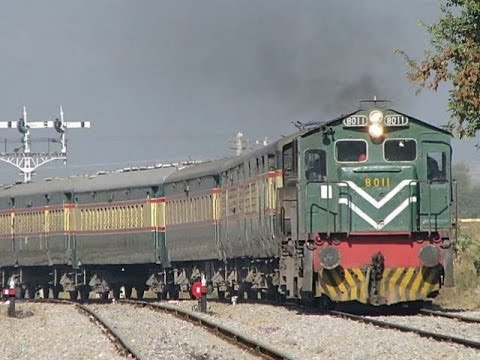 The Samjhauta Express - Pakistan And India Lahore to Delhi - by roothmens