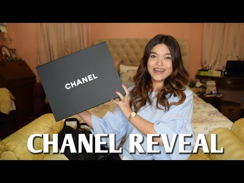CHANEL REVEAL!!