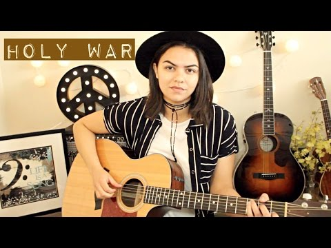 Holy War - Alicia Keys Cover