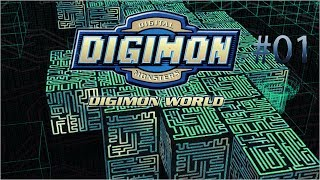 [DE] Digimon World [01] - Back to the Roots