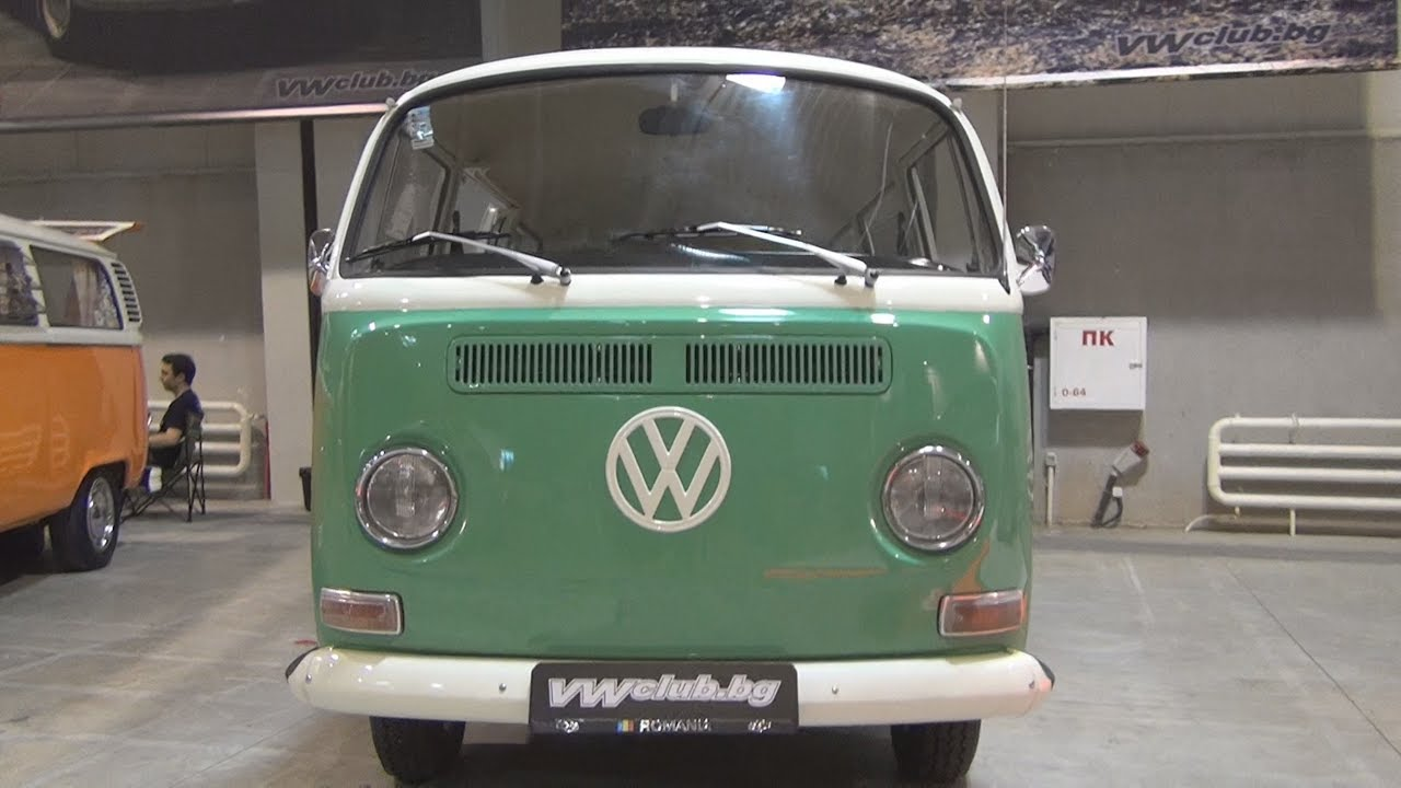 177fdb5be2 Volkswagen Transporter T2 (1970) Exterior and Interior - YouTube