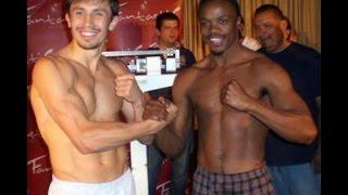 Highlights Gennady Golovkin vs Kassim Ouma \ Геннадий Головкин - Кассим Оума