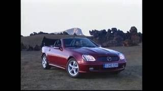 Mercedes Classe SLK 320 (Test - Essai - Reportage) FR 2000