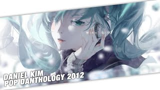 Nightcore - Pop Danthology 2012 - Mashup