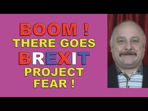 Dismantling the WTO Brexit Project Fear!