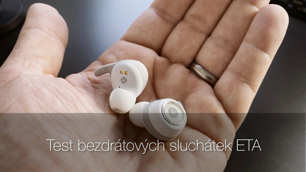 Test bezdrátových sluchátek ETA GoGEN TWS Mate [4K] (Alisczech vol. 336)