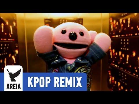 EXO x Yoo Jae Suk - Dancing King | Areia Kpop Remix #254