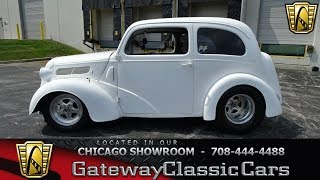 1948 Ford Anglia Gateway Classic Cars Chicago #1250