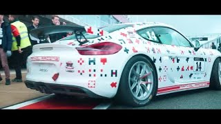Sportscar Together Day 2019 in Moscow