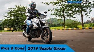 2019 Suzuki Gixxer - Pros & Cons | MotorBeam