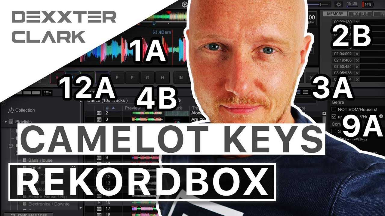 How To Get Camelot Key Notation In Rekordbox And Cdj The Key Of A