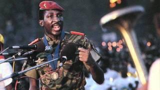 Thomas Sankara à l