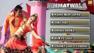 Himmatwala [2013] - Jukebox - All Songs - 7.1 HD Sound - Ajay Devgn - Tamannaah with Lyrics