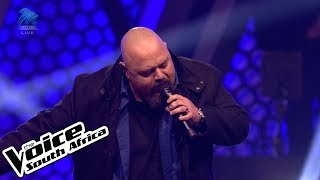 Fatman I D Do Anything For Love But I Won T Do That The Live Show Round 3 The Voice SA