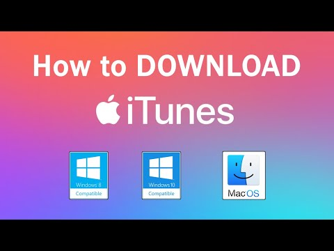 How To Download ITunes To Your Computer And Run ITunes Setup - Latest Version 2020