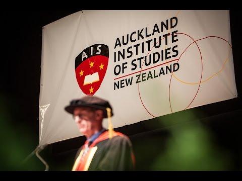 Auckland Institute of Studies Graduation 2015
