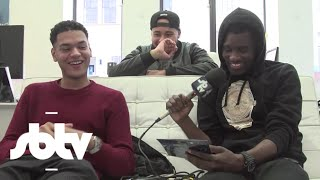 Wretch 32 x Gonth | 6 Words Challenge: SBTV