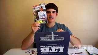 Andrew Flair October Lucky Tackle Box Unboxing
