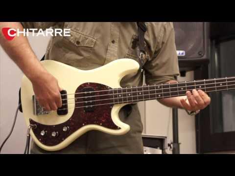 Gibson EB Bass 4 strings - di Enrico Cosimi