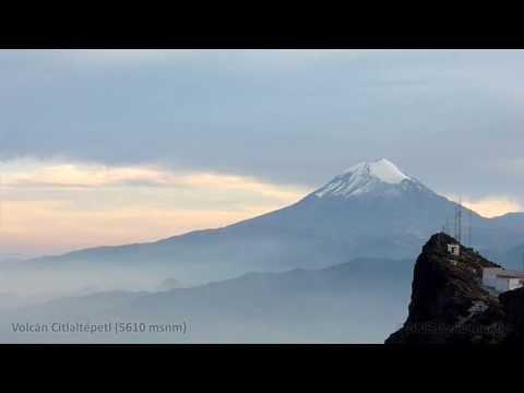 Cima del volcán Cofre de Perote o Nauhcampatépetl