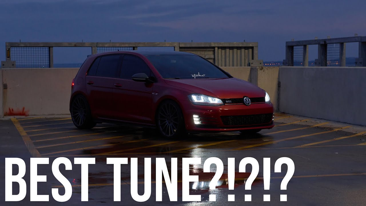 BEST Tune For VW MK7 GTI/R? JB4 Review