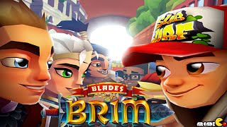 Blades of Brim: From The Creator Of Subway Surfers! iOS/Android