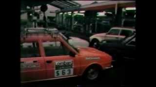 RAC Rally 1981 - Skoda film - model 120