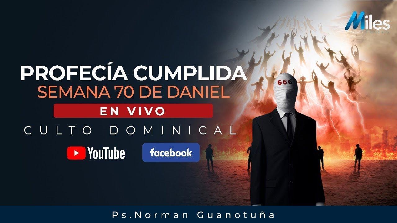 Download PROFECÍA CUMPLIDA SEMANA 70 DE DANIEL - PARTE 1