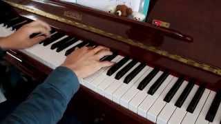 我的秘密My Secret - 鄧紫棋 G.E.M.  Piano Cover by YourPiano +琴譜+歌詞