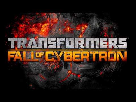 Transformers Fall of Cybertron Menu Music