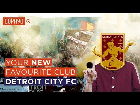 Your New Favorite Club: Detroit City FC