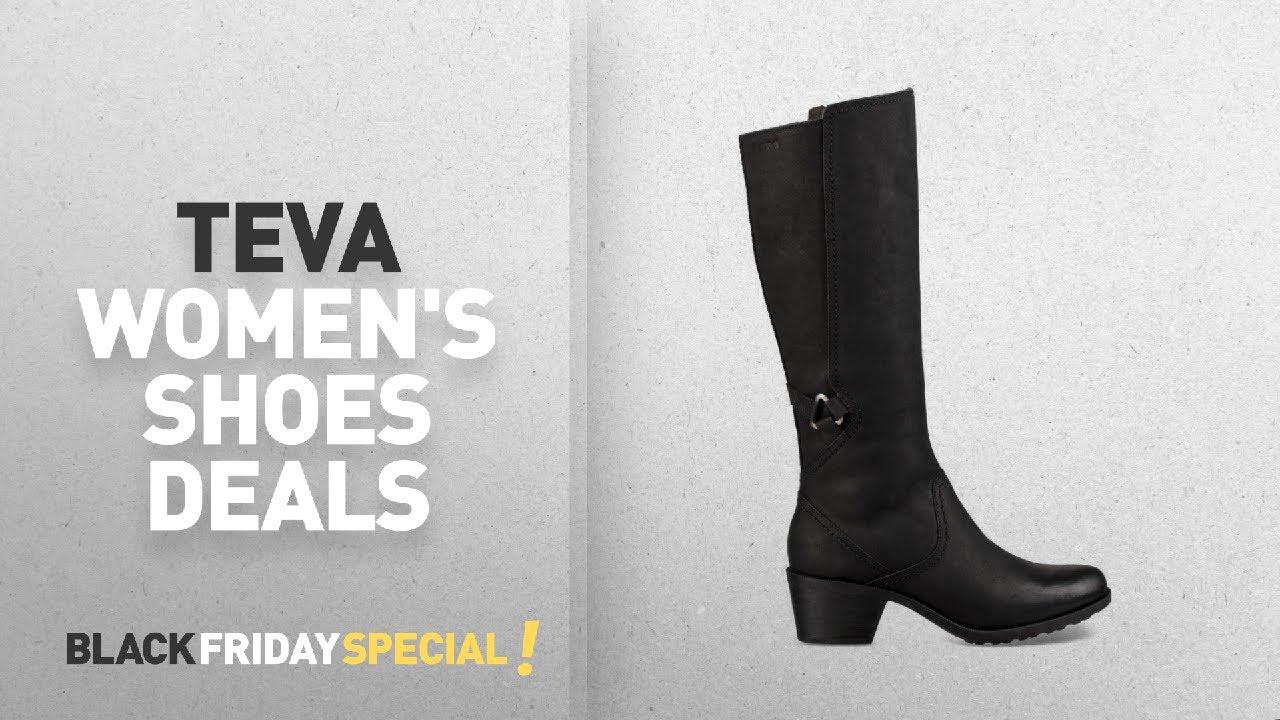 bb98e624a6bd Top Black Friday Teva Women s Shoes Deals  Teva Women s W Foxy Tall ...