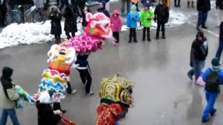 9 chicago chinatown chinese new year parade 2011