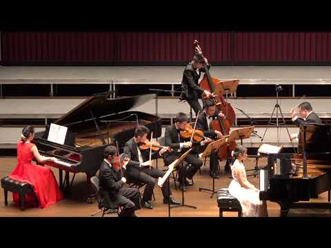 Mozart: Kammerkonzert in C Major, K. 415 (1st movt) performed by Alysa Cheng
