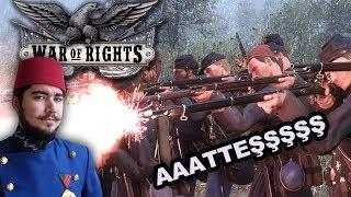 PAŞA COŞTURUYOR - Dixie vs Yankee  - War of Rights