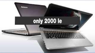 laptop Lenovo G500, اشتري من اكبر سوق لللابتوب المستعمل في مصر